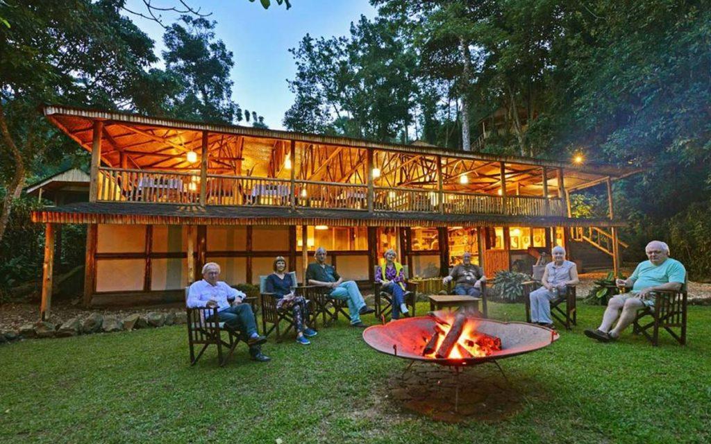 Accommodation in Bwindi Forest