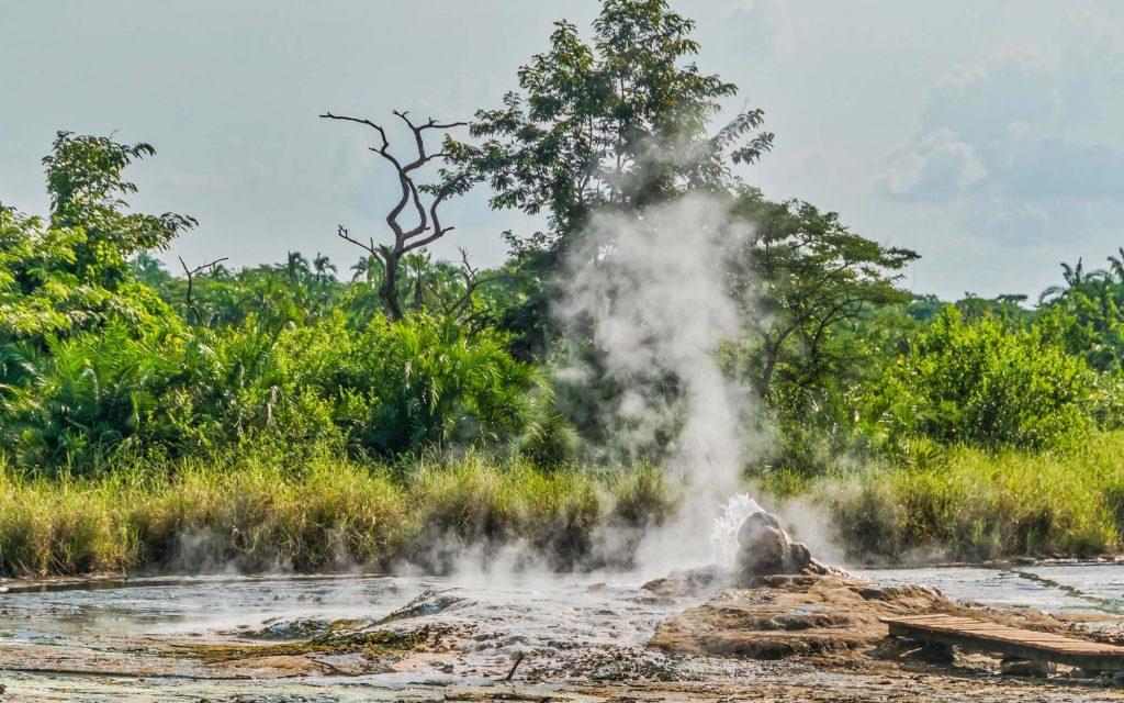 Semliki National Park Hot Springs