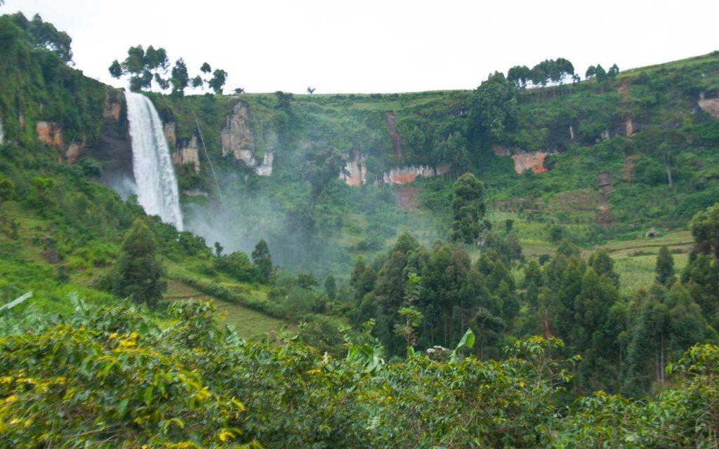 Sipi Falls Mount Elgon National Park