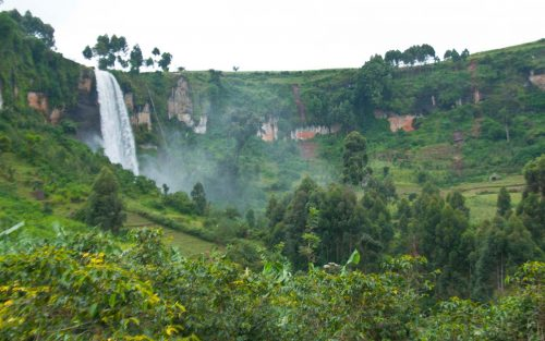 Sipi Falls Mount Elgon National Park